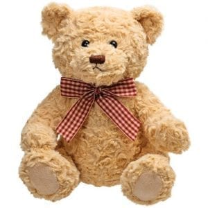henry personalised teddy bear