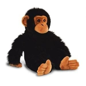 personalised charlie chimp