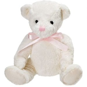 personalised my first bear pink