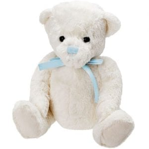 personalised my first bear blue