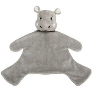 personalised hippo blankie