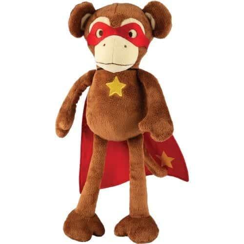 Mighty Monkey Baby Blankie