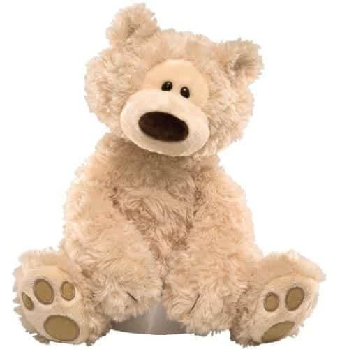 philbin personalised bear