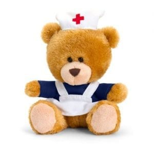 niurse get well bear