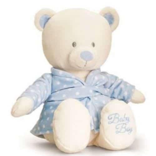 Cute And Cuddly GEORGE Gift Present Birthday Xmas Teddy Bear NEW