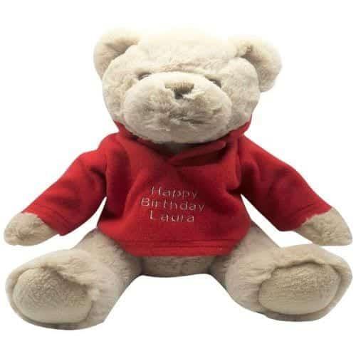 bartley personalised bear