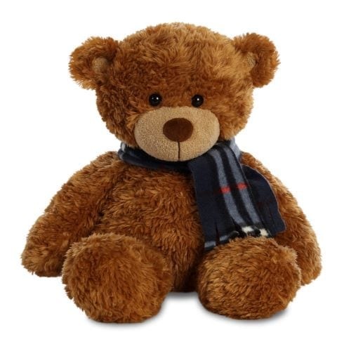 boris-personalised-teddy-bear