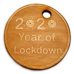 2020 year of lockdown