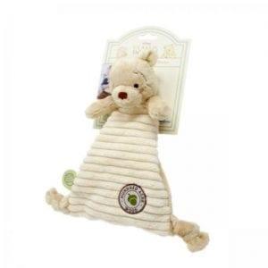 Winnie the Pooh comfort blanket
