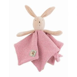 moulin roty rabbit comforter