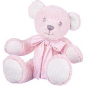 hug a boo pink bear