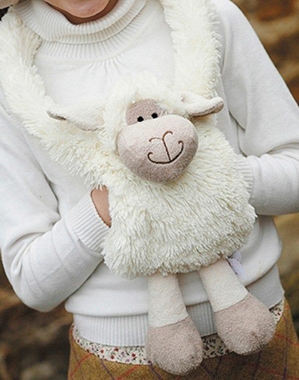 sheep-hand-muff