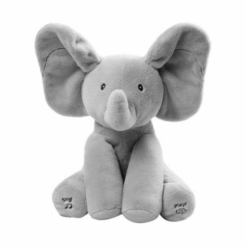 flappy animated elephant