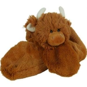 jomanda highland cow scarf
