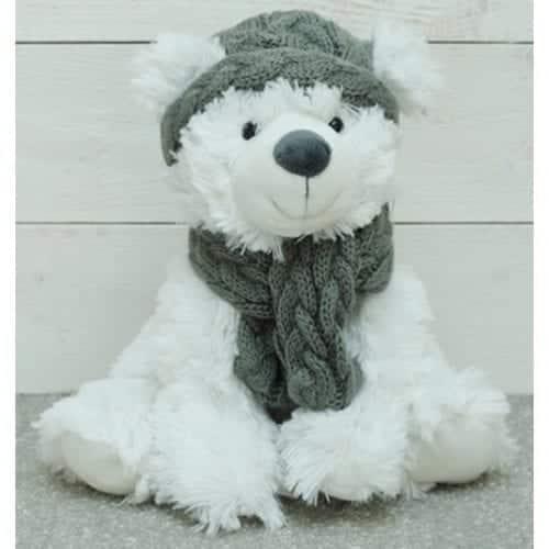 jomanda polar bear teddy