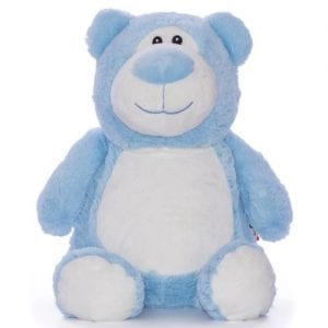 cubbies blue bear