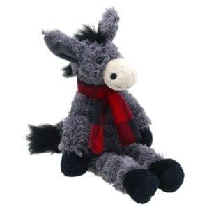 personalised grey donkey