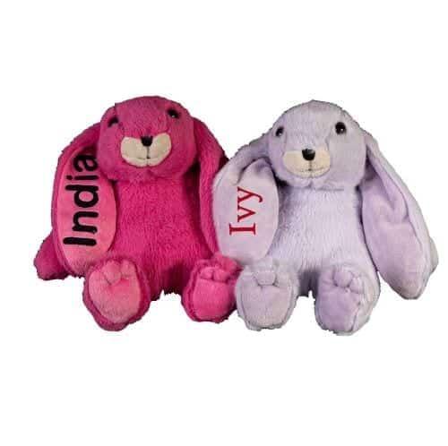 personalised bunnies