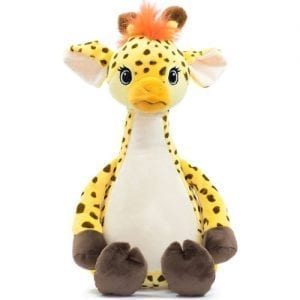 cubbies personalised giraffe