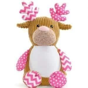 cupcake cubbies reindeer