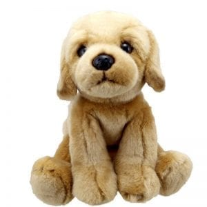soft toy labrador