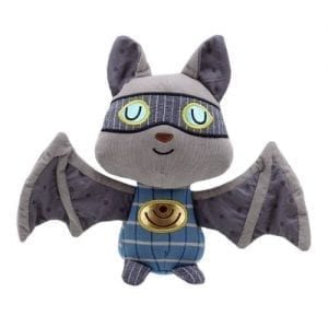 super hero bat teddy