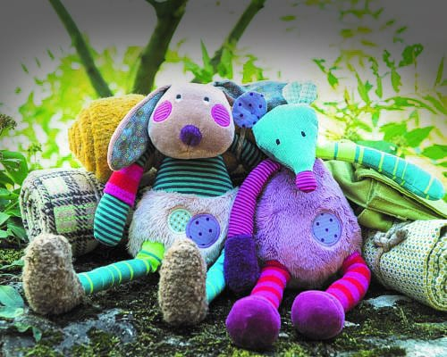 Moulin Roty Soft Toys