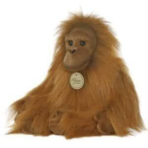 orangutan teddy