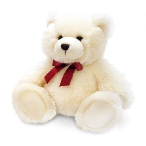 Big Harry White Teddy Bear