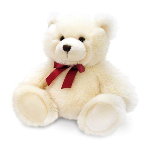 Big Harry White Teddy Bear