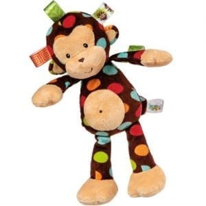 Dazzle Dots Monkey