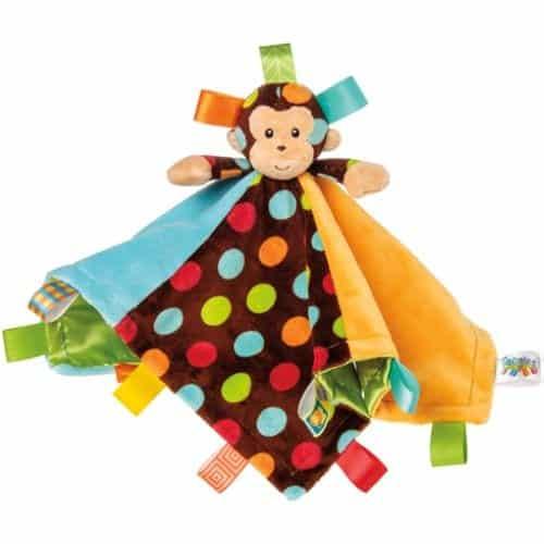 dazzle dots monkey blanket