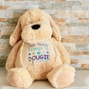 personalised puppy