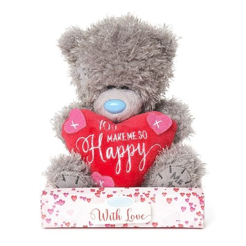 you make me so happy teddy