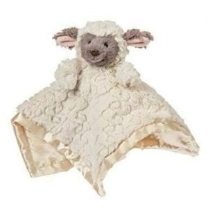 putty lamb comfort blanket