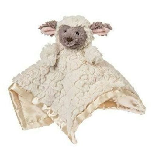 putty lamb comfort blanket