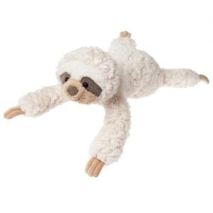 rio cream sloth teddy