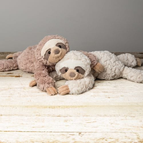 sloth teddies