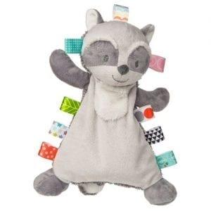 taggies harley racoon comforter
