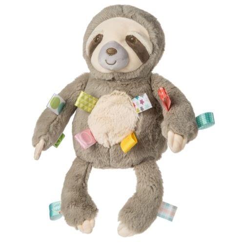 taggies sloth teddy