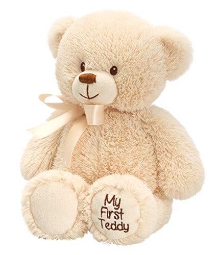 my first teddy bear brown