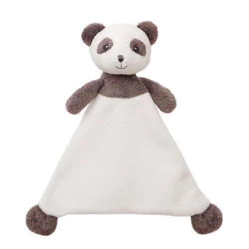 Bam Bam panda blankie