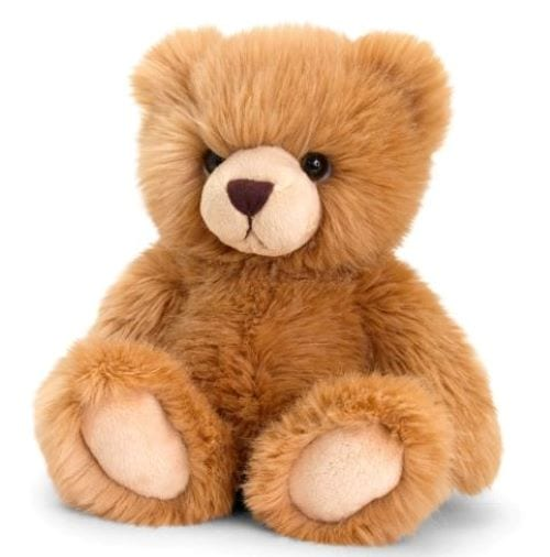 personalised bertie bear