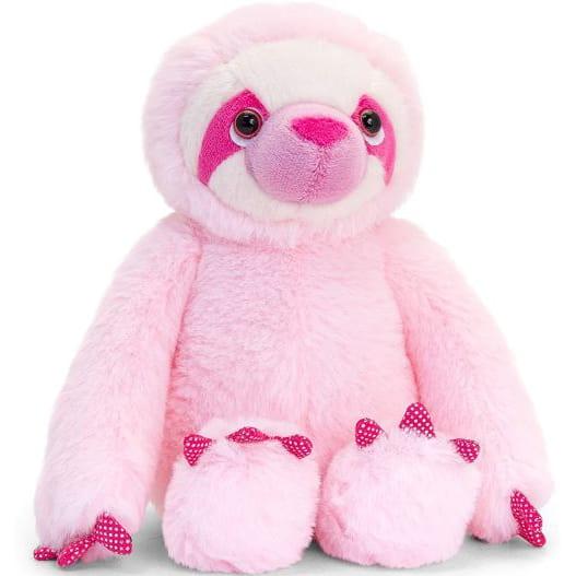 pink sloth teddy