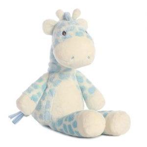 gigi giraffe blue