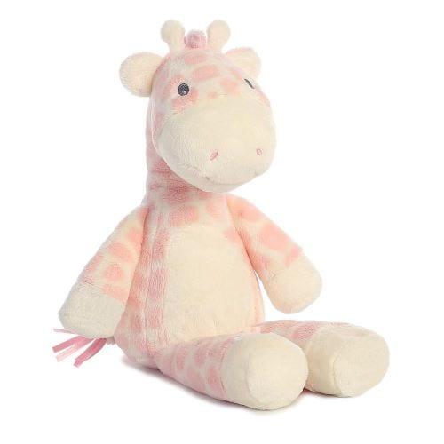 gigi giraffe pink