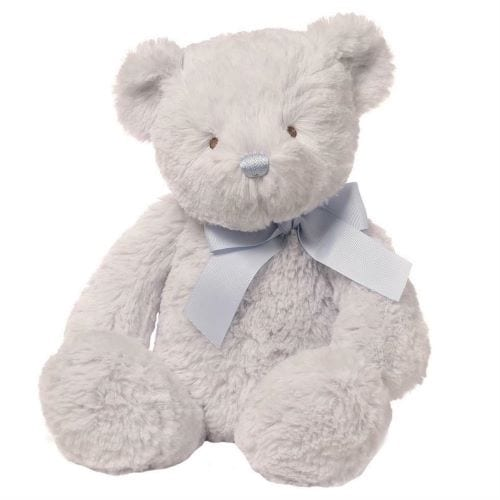 gund peyton bear blue