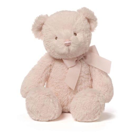 gund peyton bear pink