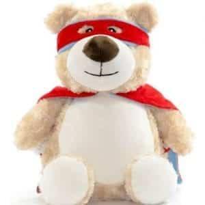 hero cubbie teddy