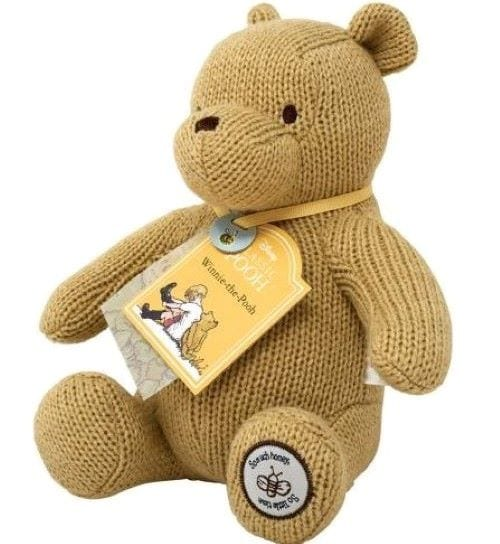 made with love winnie the pooh